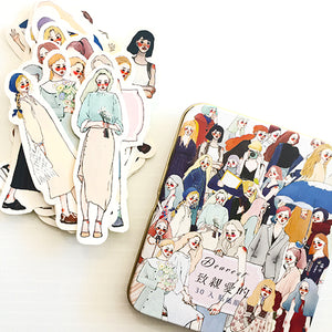 La Dolce Vita Sticker Tin of Stickers - Dearest Collection