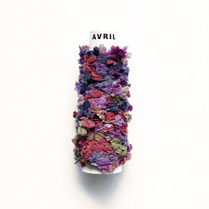 Avril Yarn Pom Pom M-4373 H 984 Purple