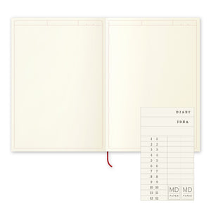 Midori MD Notebook - A5 Frame Journal