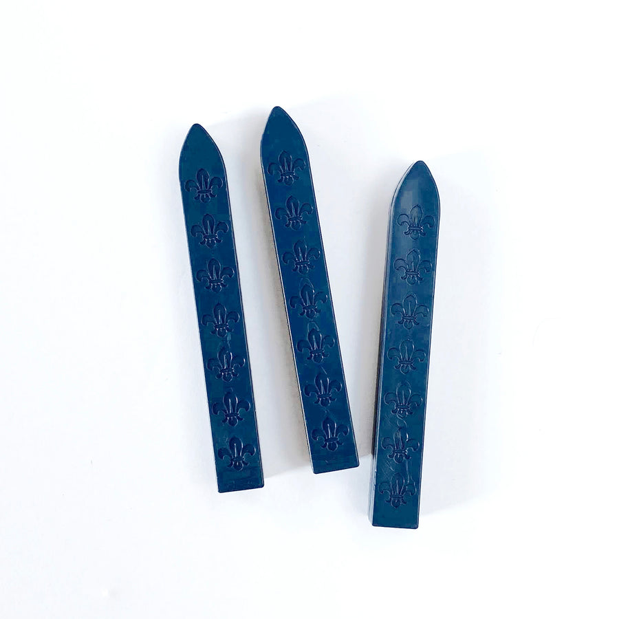 Wax Seal Sticks - Non-Wicked - Navy