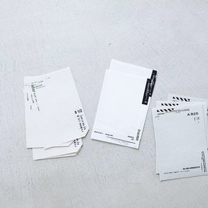 Yohaku Collage Memo Paper Bundle