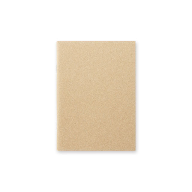 Traveler's Notebook Refill 009 - Passport Size - Kraft Paper