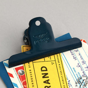 Penco Colored Clamp (M) - Navy