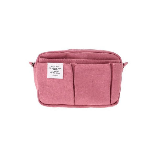 Pre Order Delfonics Small Carrying Pouch - Pink