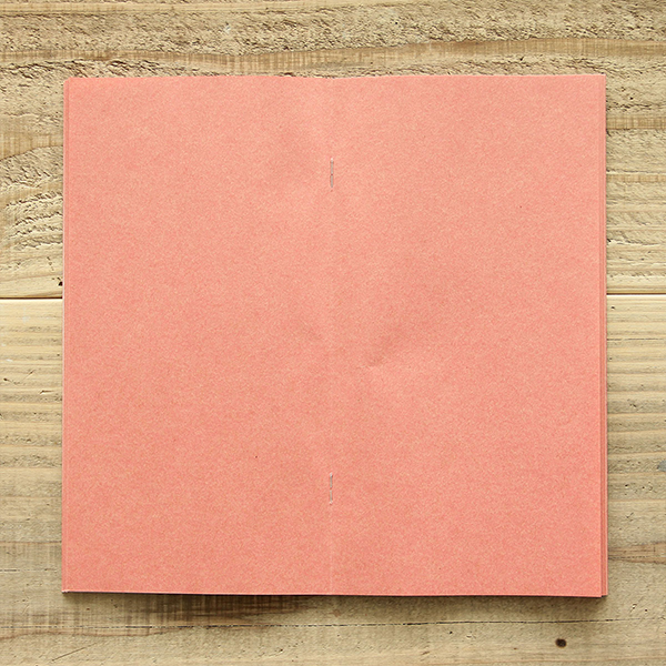 TRAVELER FACTORY Craft Pink (07100131) Traveler's Note Refill