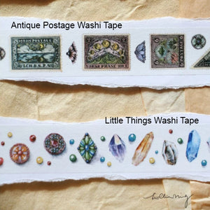 Lin Chia Ning Washi Tape - Little Things