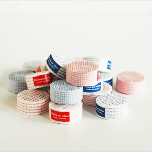 Classiky Mitsou Masking Tape Washi Tape - Red Dot