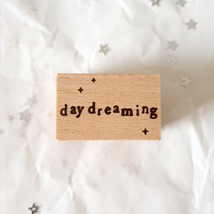 Yeon Charm Rubber Stamp - Day Dreaming