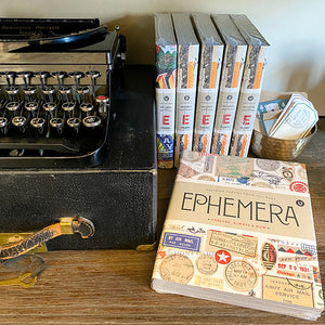 Uppercase Magazine - Encyclopedia of Inspiration - Ephemera
