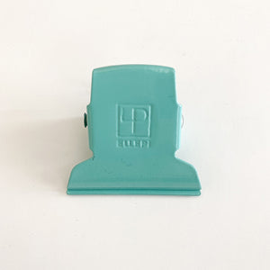 Ellepi Enamel Coated Clips - 5cm - Mint Green