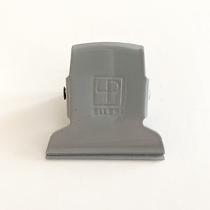 Ellepi Enamel Coated Clips - 5cm - Grey