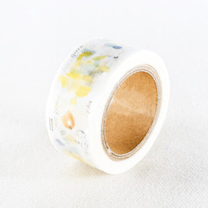 Liang Feng Washi Tape - Flower - MTW-LF069