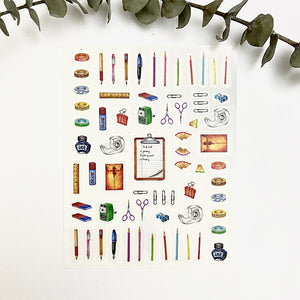 The Bright Side - Stickers - Stationery Supplies