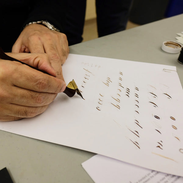 Copperplate Calligraphy - 2 DAY WORKSHOP
