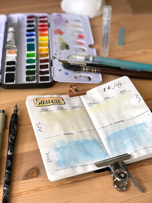 The Art of the Travel Journal with Schmoo Theune and Marina Dempster