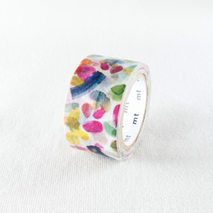 mt x Bluebellgray Washi Tape - Pedro