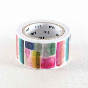 mt x Bluebellgray Washi Tape - Muralla