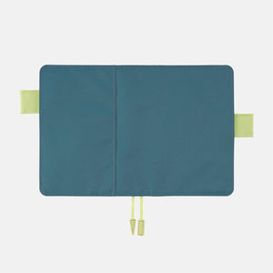 2021 Hobonichi Techo A6 Cover - Colors Blue Pistachio