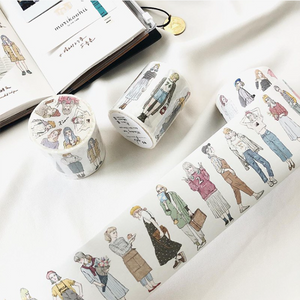 Pre Order Pion - 46 Girls 6cm Washi Tape