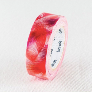 BANDE Red Feather Washi Tape