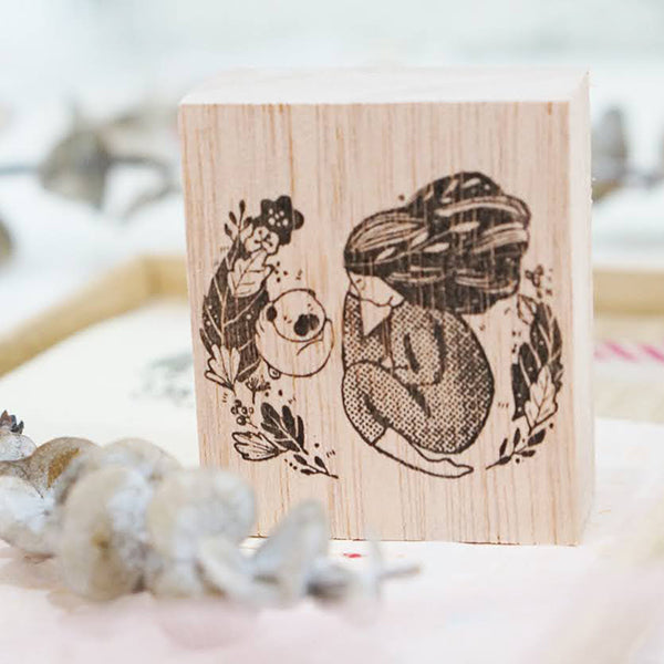 PRE ORDER: Black Milk Project Rubber Stamp - Slumber