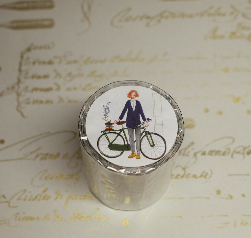 La Dolce Vita Die Cut Wide Washi Tape - Stationery Girl