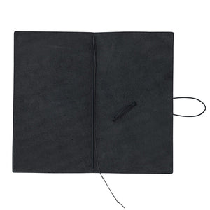 TRAVELER'S FACTORY Black (13714006) Traveler's Note
