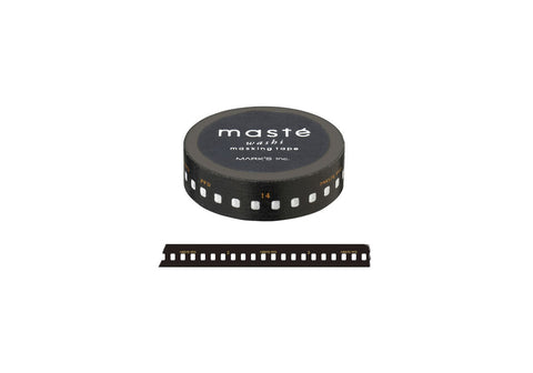 Maste Film Washi Tape - Slim
