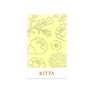King Jim Kitta Seal Stickers - Plants - KIT 036