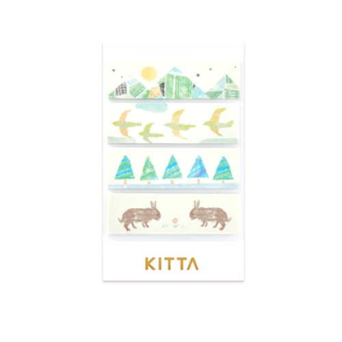 King Jim Kitta Seal Stickers - Yama - KIT 024