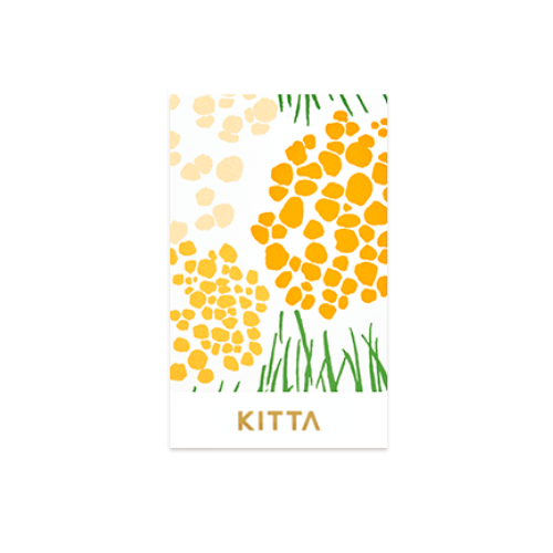 King Jim Kitta Seal Stickers - Flower 2 - KIT 022