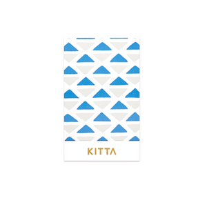 King Jim Kitta Seal Stickers - Kikagaku - KIT 019