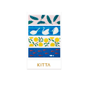 King Jim Kitta Seal Stickers - Poppy - KIT 058 - PREORDER