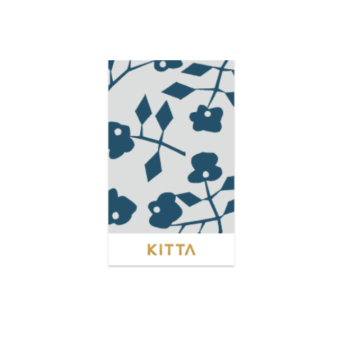King Jim Kitta Seal Stickers - Flower 5 - KIT 057