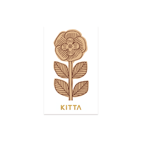 King Jim Kitta Seal Stickers - Touki 2 - KITH 005
