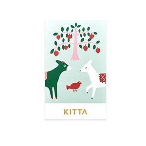 King Jim Kitta Seal Stickers - Country - KIT 040