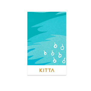 King Jim Kitta Seal Stickers - Soyokaze - KIT 044