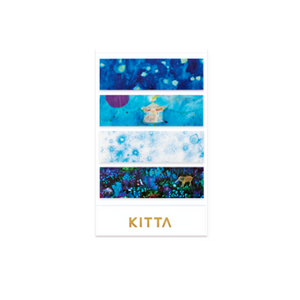 King Jim Kitta Seal Stickers - Hoshizura - KIT 055