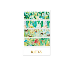 King Jim Kitta Seal Stickers - SOGEN - KIT 054