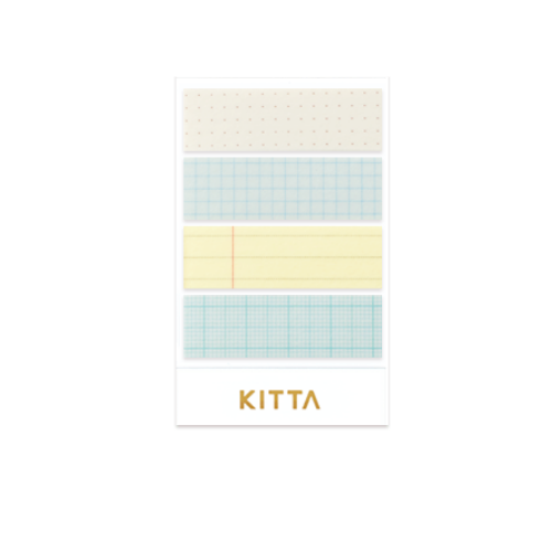 King Jim Kitta Seal Stickers - Notebook - KIT 052