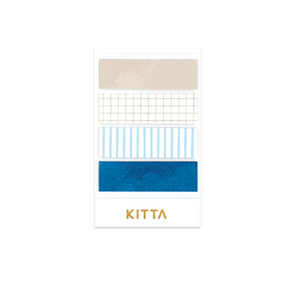King Jim Kitta Seal Stickers - Linen - KIT 041