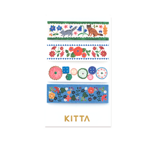 King Jim Kitta Seal Stickers - Hobby - KIT 039