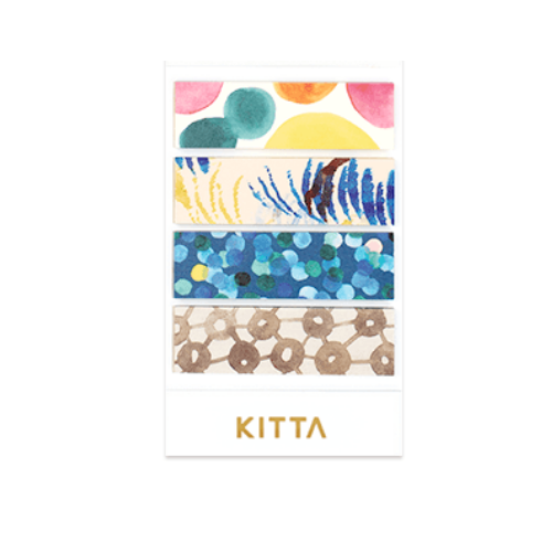 King Jim Kitta Seal Stickers - Tile - KIT 043