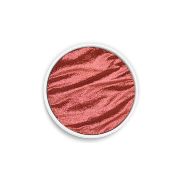 Coliro Finetec Watercolor - Single 30mm Pan - Vermilion Red