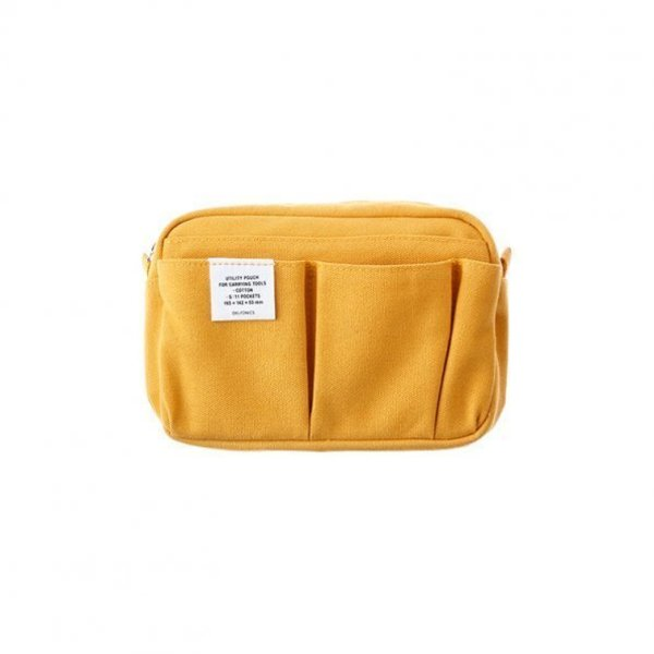 Pre Order Delfonics Small Carrying Pouch - Yellow