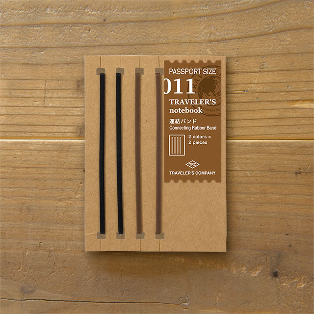 TRAVELER'S FACTORY Connection band  (14335006) Travelers Note Passport Refill