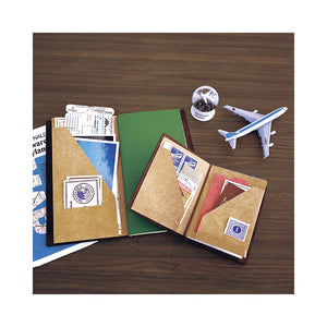 TRAVELER'S FACTORY Craft file (14332006)Traveler's Note Refill