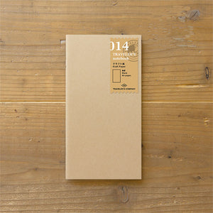 TRAVELER'S FACTORY Craft Paper (14365006) Traveler's Note Refill