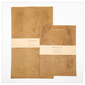 Classiky Natural Wax Paper Bags - SM Only