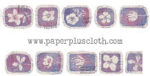 Chamil Garden Sunbeam Exhibition Washi Tape Collection - PRE ORDER